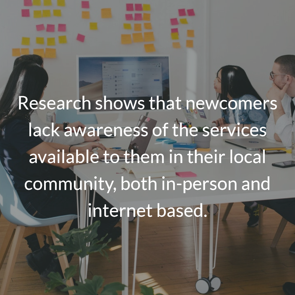 Research-shows-that-newcomers-lack-awareness-of-the-services-available-to-them-in-their-local-community-both-in-person-and-internet-based
