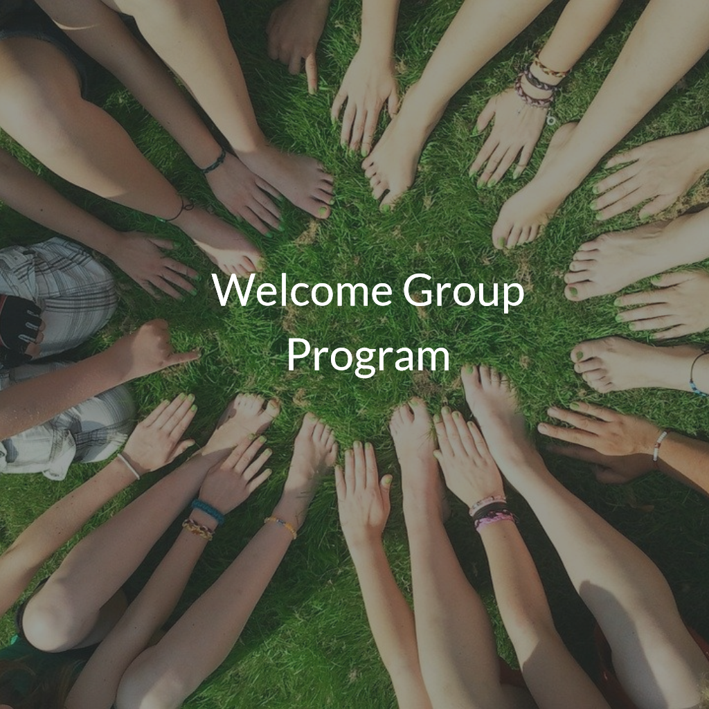 Welcome Group Program