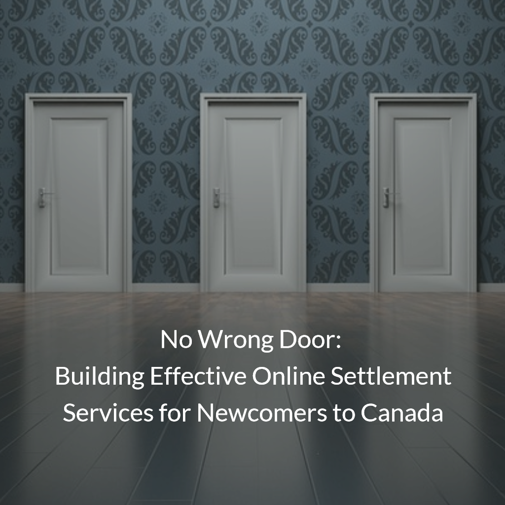 no wrong door - OCISO report