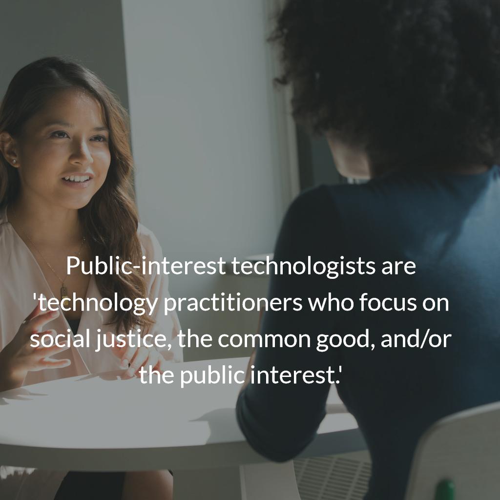 public interest technologists
